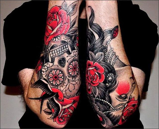 Arm tattoos for men designs and ideas for guys for Sick tattoo sleeves