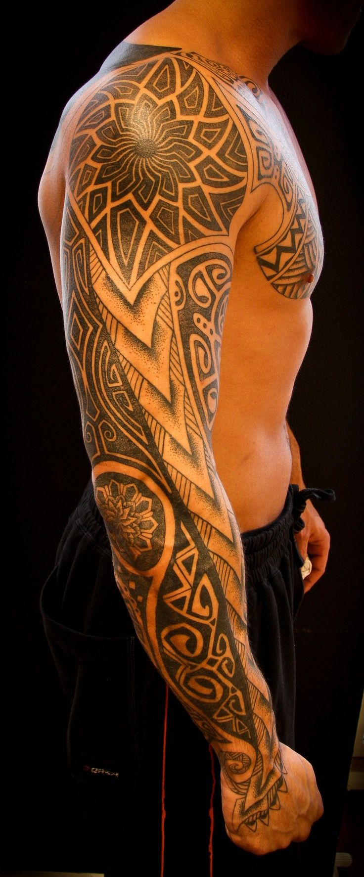 Arm tattoos for men designs and ideas for guys for Forearm tattoo sleeves