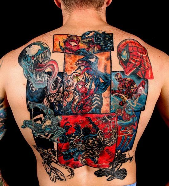 109 Best Back Tattoos For Men: Ideas And Designs For Guys