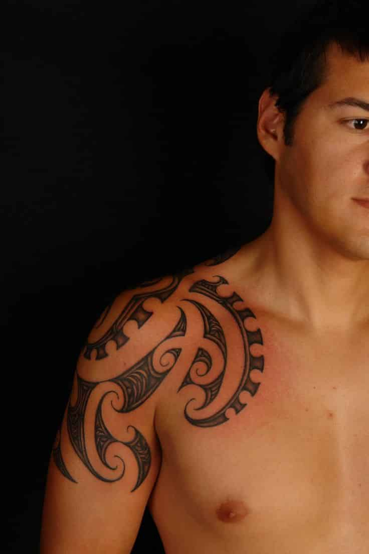 Shoulder Tattoos For Men Designs On Shoulder For Guys