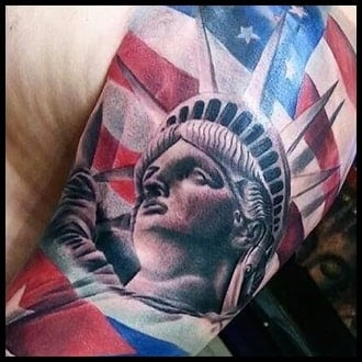 Shoulder Tattoo Ideas for men