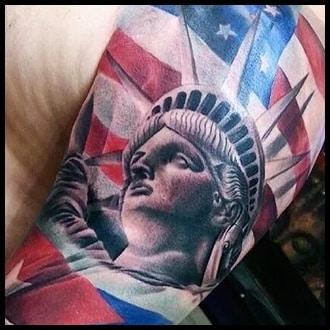 Shoulder Tattoo Ideas for men