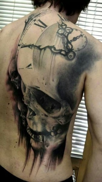 6fa144288 Skull Tattoos Designs for Men - Meanings and Ideas for Guys