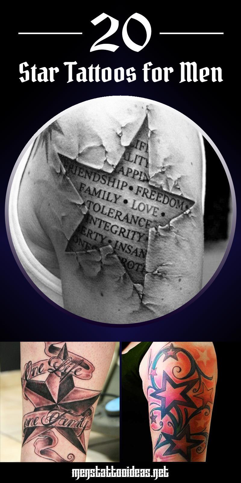 Star tattoo ideas