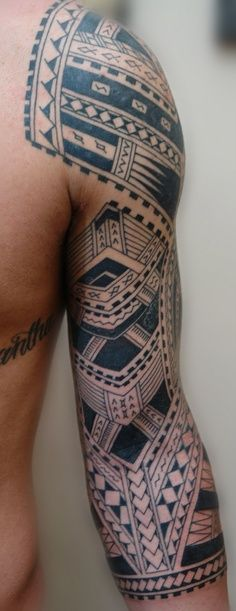 Tribal tattoos for men ideas and inspiration for guys in for Tattoos in private areas
