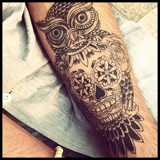 Bird Tattoo Ideas for Guys