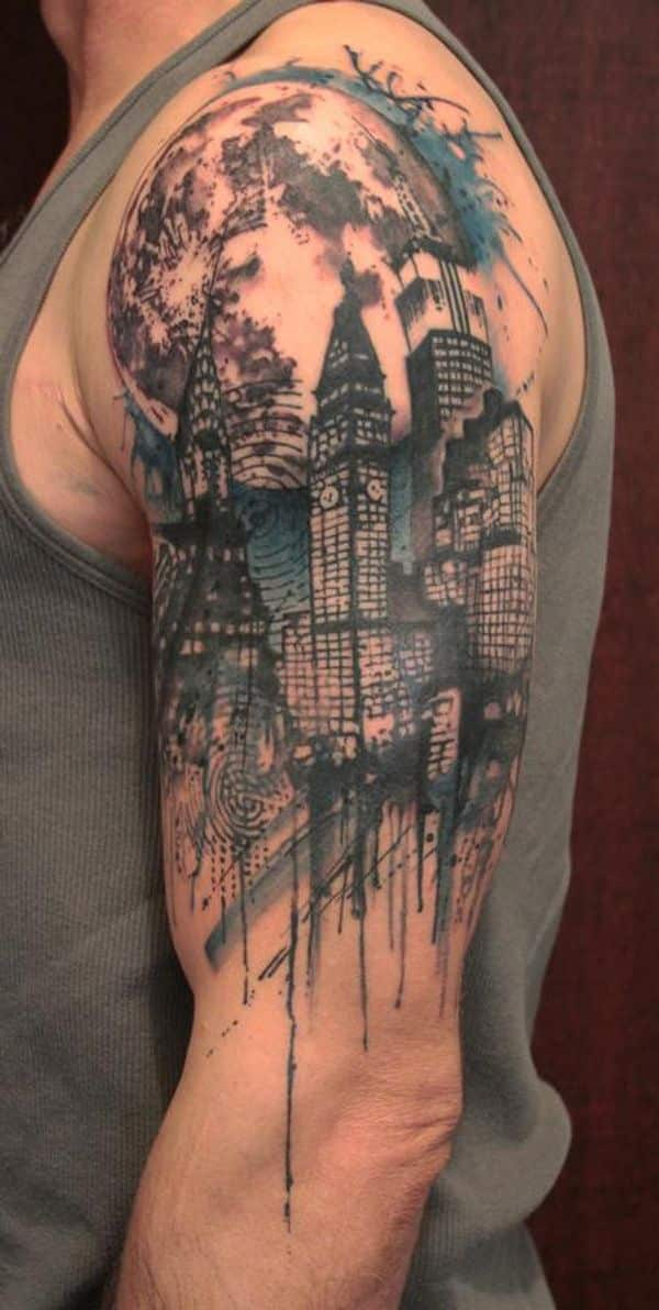 Cool Sleeve Tattoo Ideas: Best Tattoo Ideas And Designs For Guys