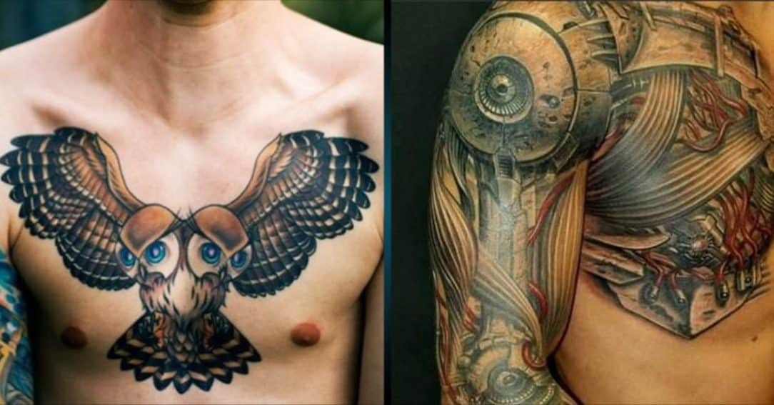 Cool tattoos for men best tattoo ideas and designs for guys for 3x3 tattoo ideas