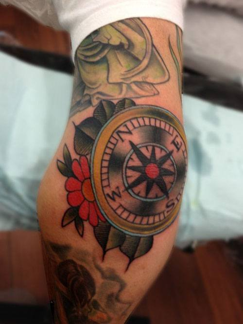 Elbow Tattoos For Men  Designs And Ideas Guys