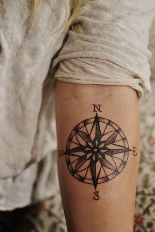 Forearm tattoos for men ideas and designs for guys for Tattoo around arm