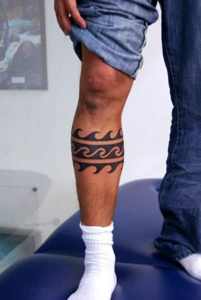 leg tattoos for ideas and designs for guys