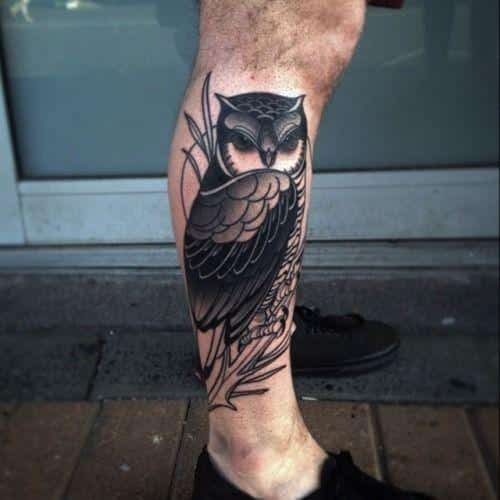 The 85 Best Leg Tattoos For Men: Ideas And Designs For Guys