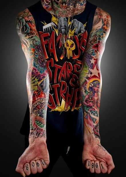 tattoo sleeve ideas for men