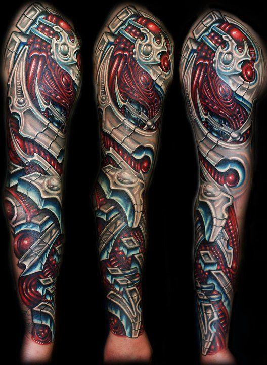 47+ Sleeve Tattoos for Men - Design Ideas for Guys
