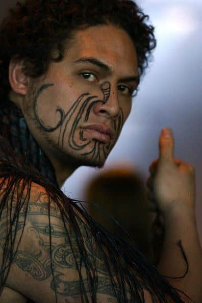 Maori Man: Ideas And Designs For Guys