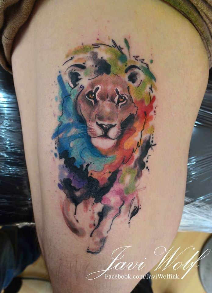 lion-tattoos-10
