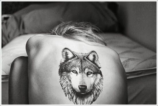 76ac1bd1e9033 Wolf Tattoos for Men - Ideas and Inspiration for guys