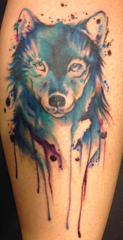 Wolf tattoos for men ideas and inspiration for guys for True culture tattoos
