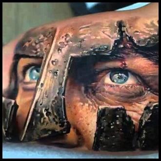 3D Tattoo Ideas for men