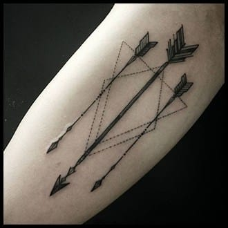 Arrow Tattoo Ideas for Guys