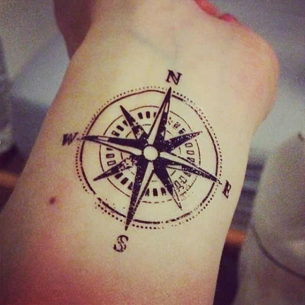 Compass Tattoos For Men  Ideas And Designs Guys
