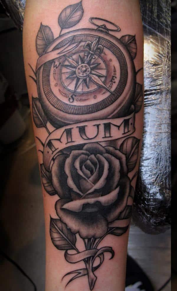 compass-tattoos-30