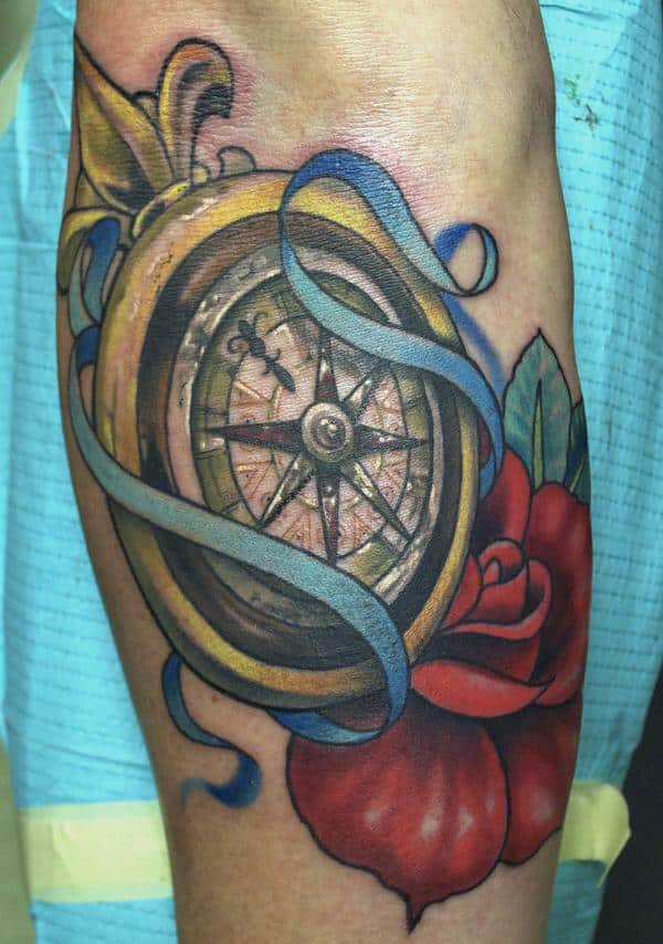 compass-tattoos-34