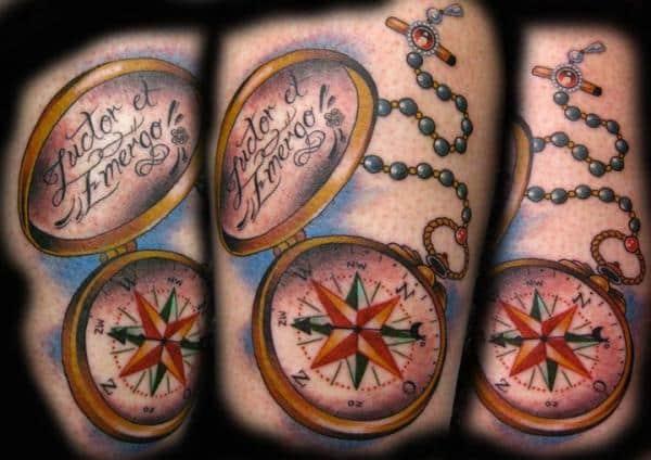 compass-tattoos-42