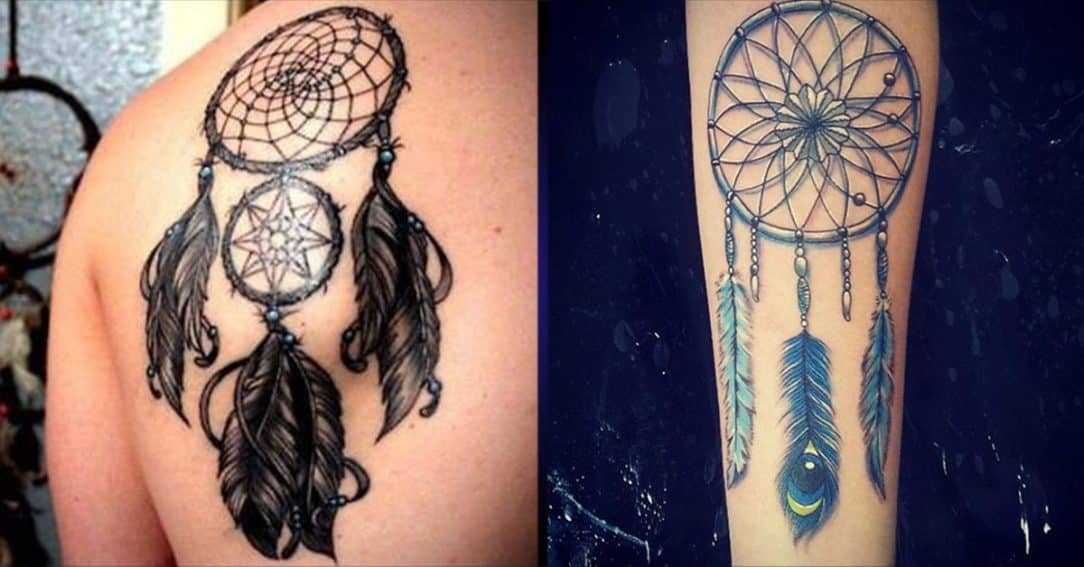 Dreamcatcher Tattoos for Men - Ideas and Inspirations for Guys