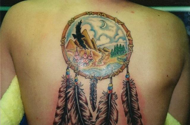 dreamcatcher-tattoos-11