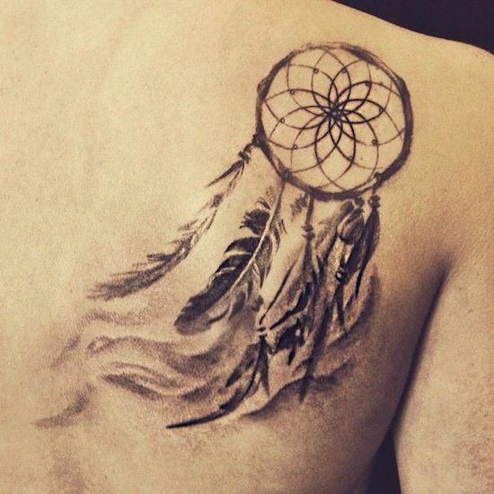 Dreamcatcher Tattoos For Men Ideas And Inspirations For Guys Enchanting Dream Catcher Tattoo For Guys