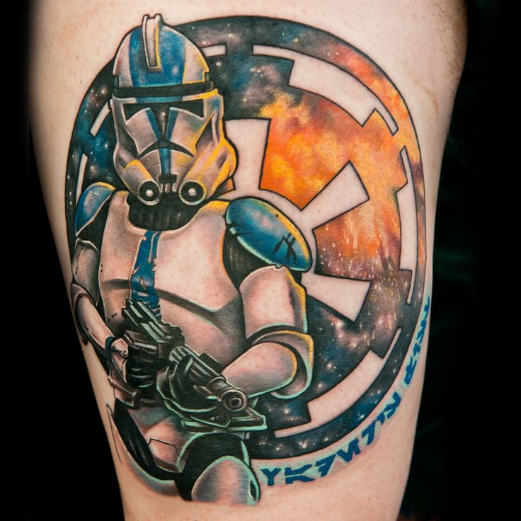 Star Wars Tattoo 49