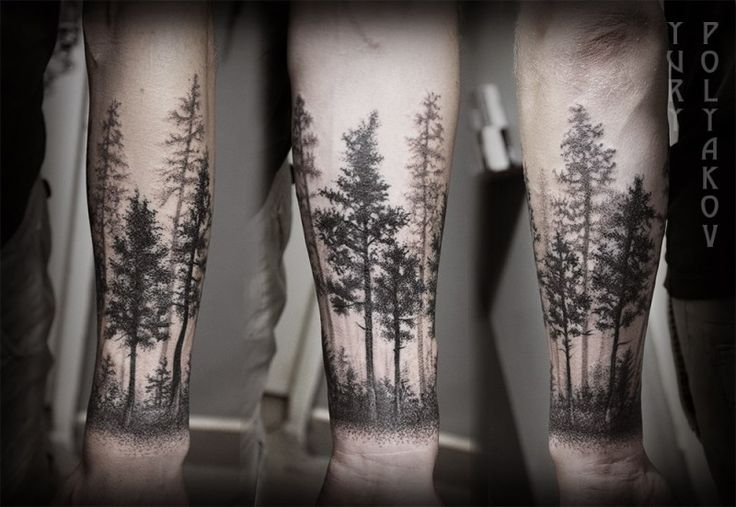 tree tattoos for men ideas and designs for guys. Black Bedroom Furniture Sets. Home Design Ideas