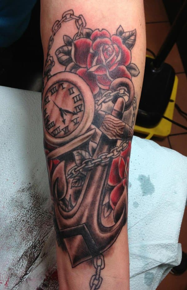 Anchor Tattoos For Men Ideas And Inspiration For Guys