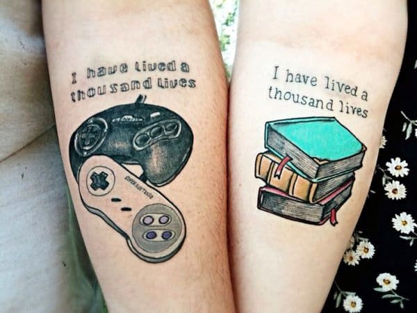 Love Tattoos For Couples Quotes Captivating Love Tattoos For Men  Ideas And Designs For Guys