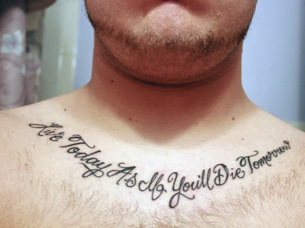 Respect Tattoos