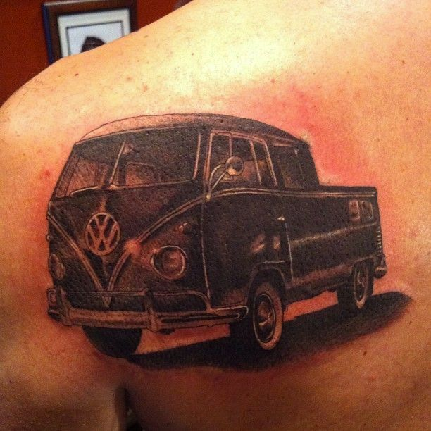 car tattoos for men ideas and inspiration for guys. Black Bedroom Furniture Sets. Home Design Ideas