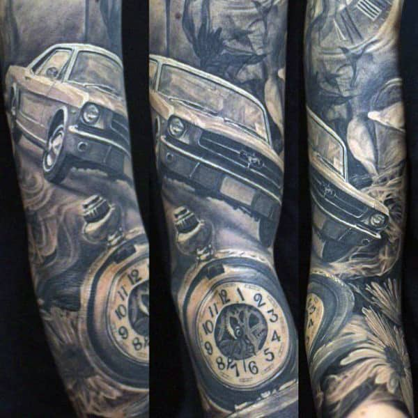 Car Tattoos For Men Ideas And Inspiration For Guys