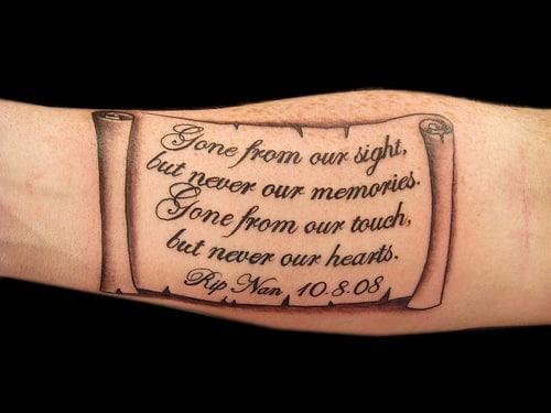 e1cca59bf Family Tattoos for Men - Ideas and Inspiration for Guys