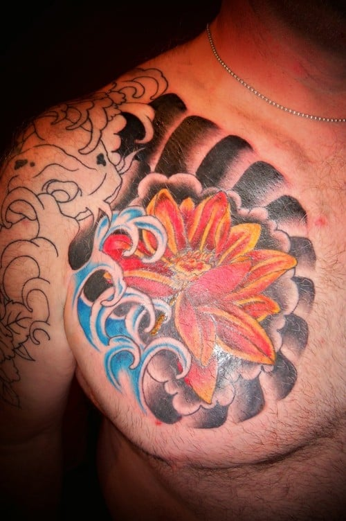 lotus-flower-tattoos-06