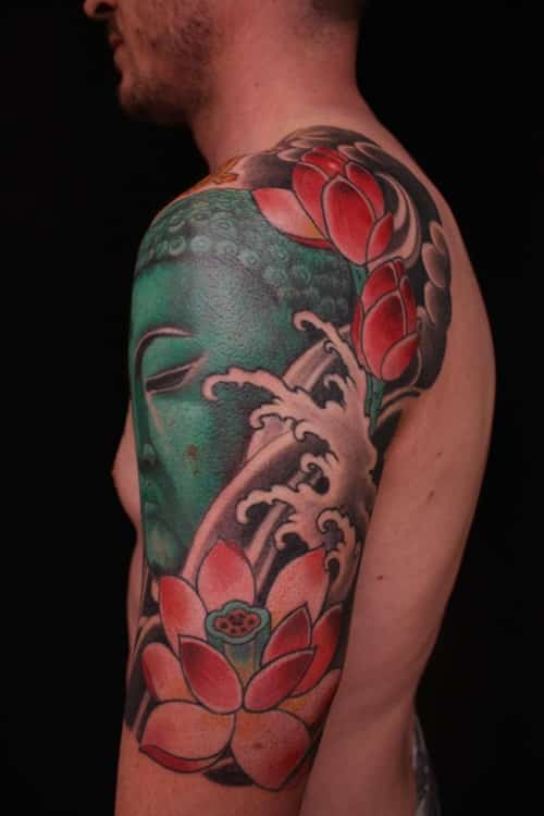 lotus-flower-tattoos-07