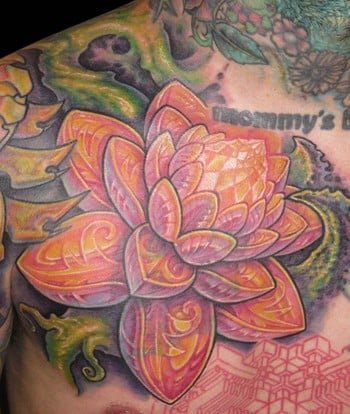 Lotus flower tattoos for men ideas and inspiration for guys lotus flower tattoos for men mightylinksfo