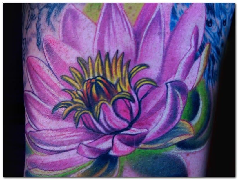 lotus-flower-tattoos-35