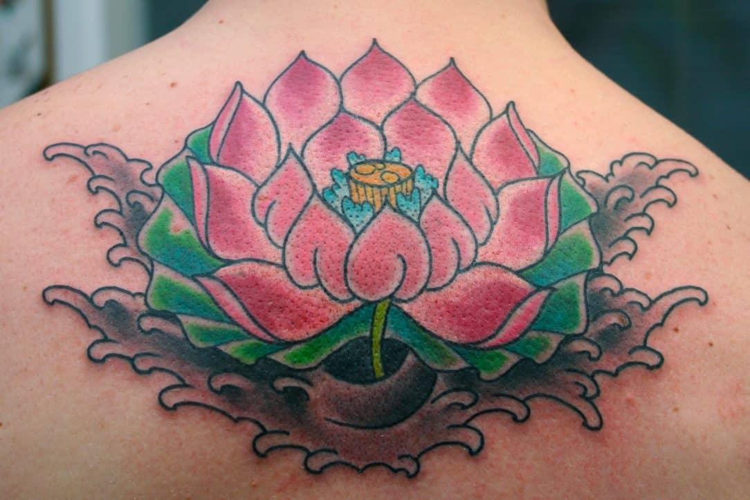 lotus-flower-tattoos-41