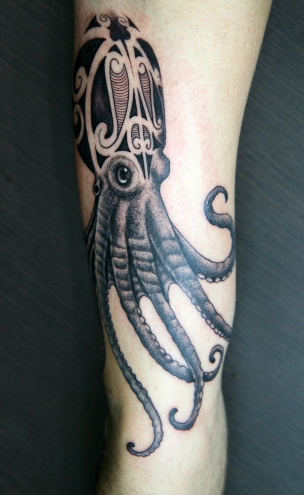 Octopus Tattoos for Men - Ideas and Inspiration for Guys