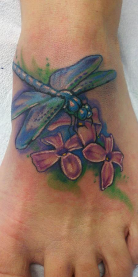 dragonfly tattoos for men ideas and inspiration for guys. Black Bedroom Furniture Sets. Home Design Ideas