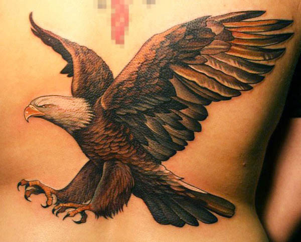 Eagle tattoos for men ideas and inspiration for guys for Eagle tattoo designs