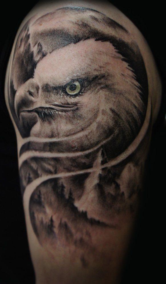 download the eagle tattoo - photo #33