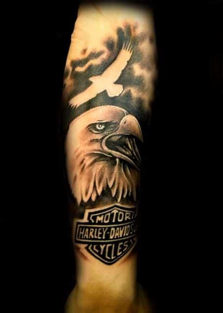 eagle tattoos for men ideas and inspiration for guys. Black Bedroom Furniture Sets. Home Design Ideas