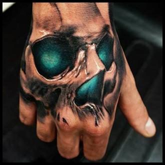 Hand Tattoo Ideas for men